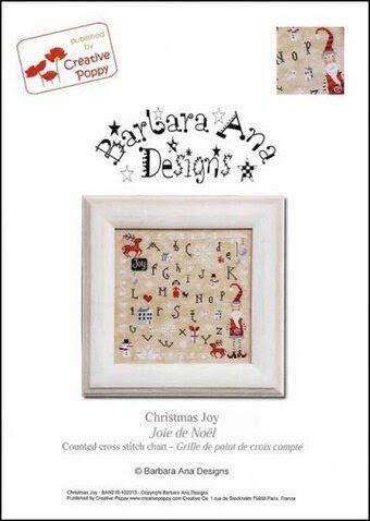 Christmas Joy - Cross Stitch Pattern