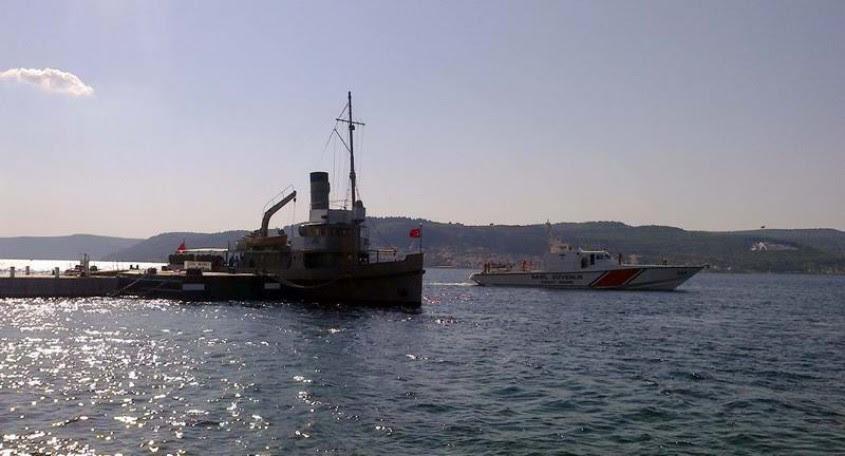 Nusret Mayın Gemisi Fotoğrafları Nusret Mayın Gemisi Resimleri