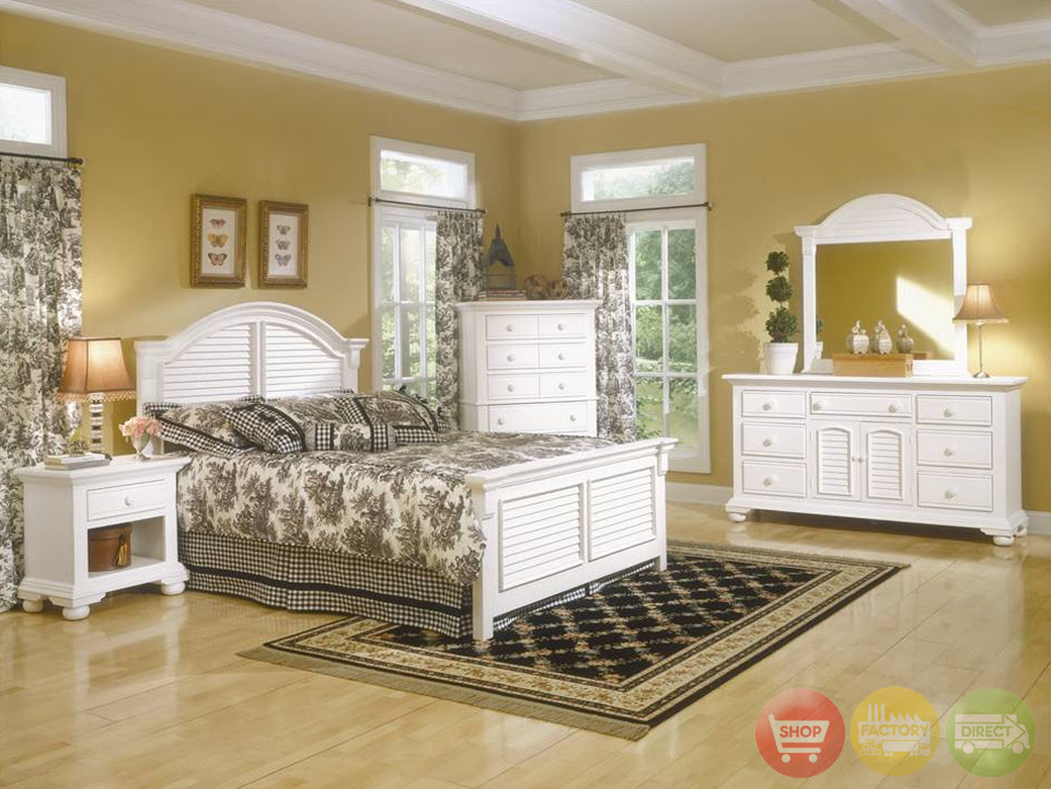 Top 10 Graphic of White Cottage Bedroom Furniture | Patricia Woodard