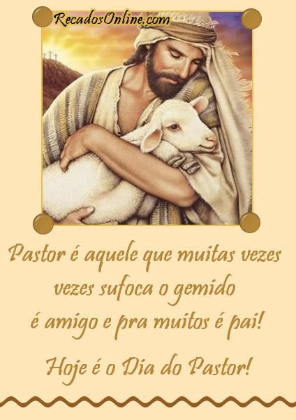 Pequeninos De Jesus Dia Do Pastor Cartões