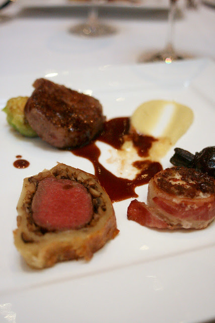 Mains at Zambuca - Blackmore Wagyu Trilogy