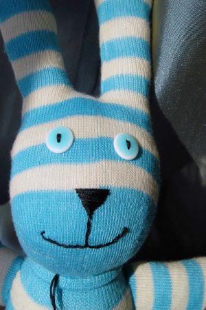 заяц из носка 12 1