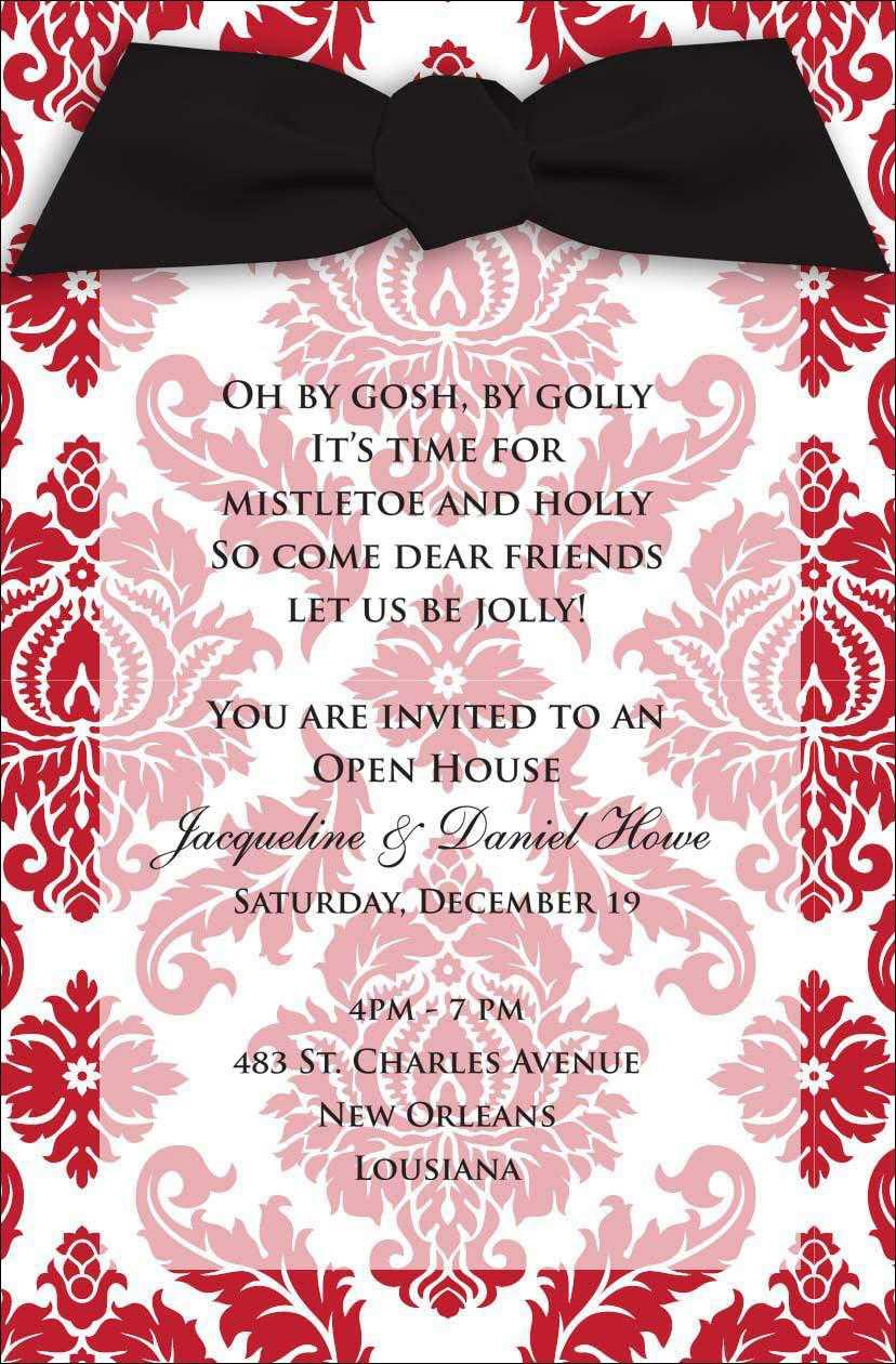 Christmas Card Greetings Business Wording Natal 7