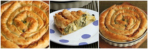 Greek Spinach & Feta Pie 10