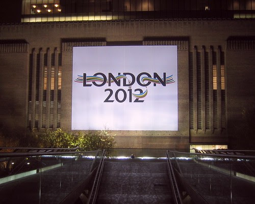London 2012 Banner at Bankside (1542)