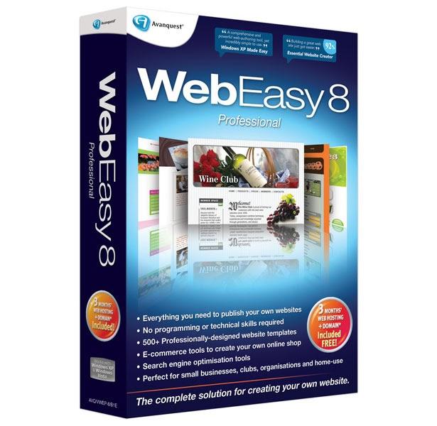 Avanquest Web Easy Professional V8 0 Keygen Peliculas Y