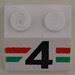 lego brick number 4