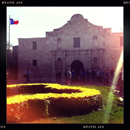 March 5, 2011 The Alamo