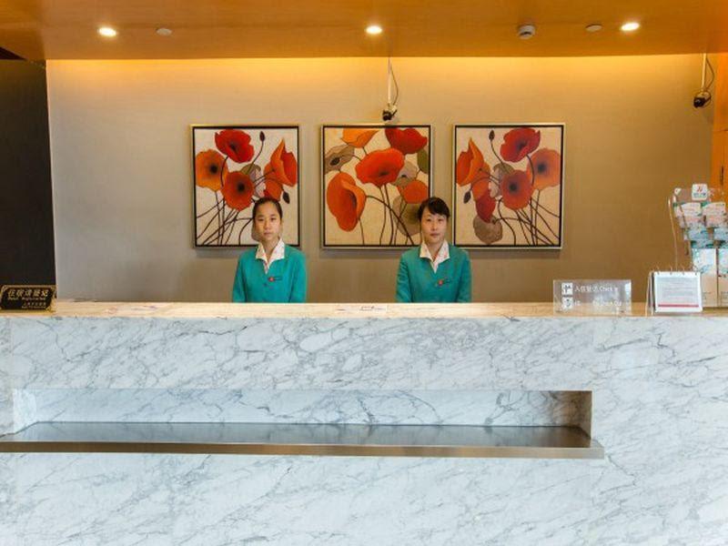 Review Jinjiang Inn Shanghai Changzhong Road Branch