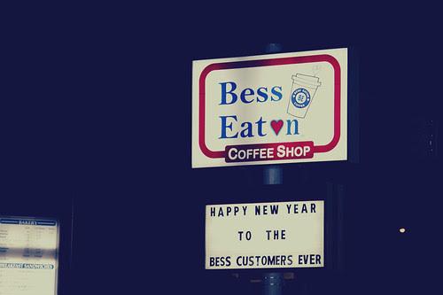 bess eaton