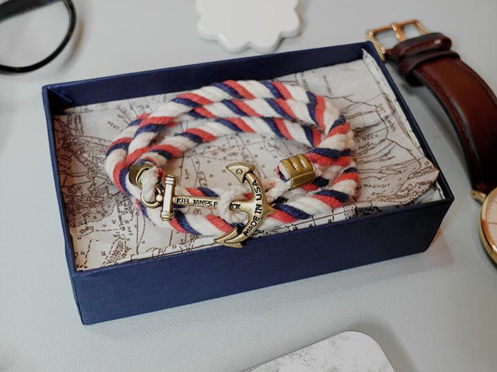 Kiel James Patrick - Anchor Bracelets 8