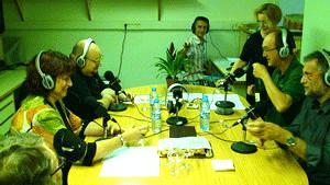 Ràdio CRP (Servei Educatiu Les Corts - CRP)