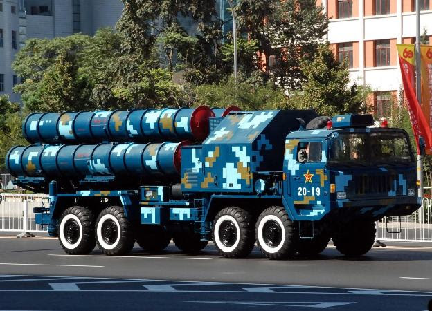 Τουρκική μαχαιριά στην καρδιά του ΝΑΤΟ: Πήρε το κινέζικο HQ-9!