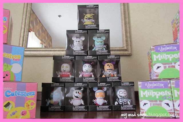 Vinylmations Nightmare Before Christmas