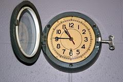 Cold War Clock