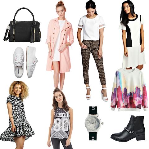Fall Fashion Shopping List