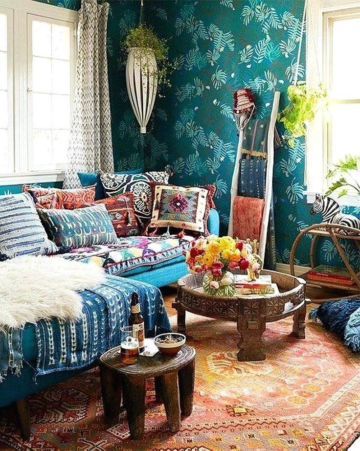 Artsy Boho Bedroom