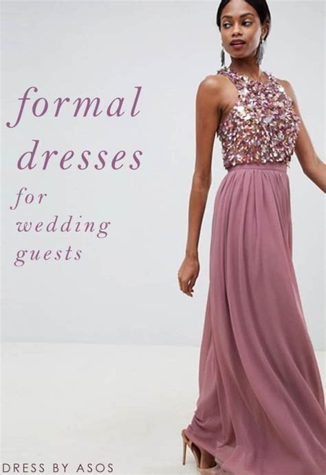 Formal Gowns and Dresses for Black Tie Weddings
