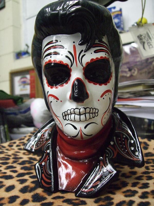 Dia De Los Muertos Makeup Man Search For Pictures