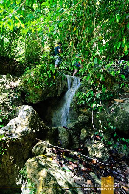 The Trek to Kalubihon Falls in Iligan City