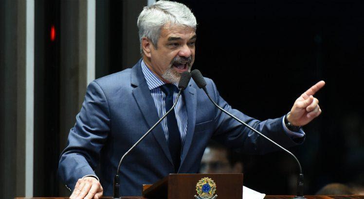 Foto: Alessandro Dantas/ Liderança do PT no Senado