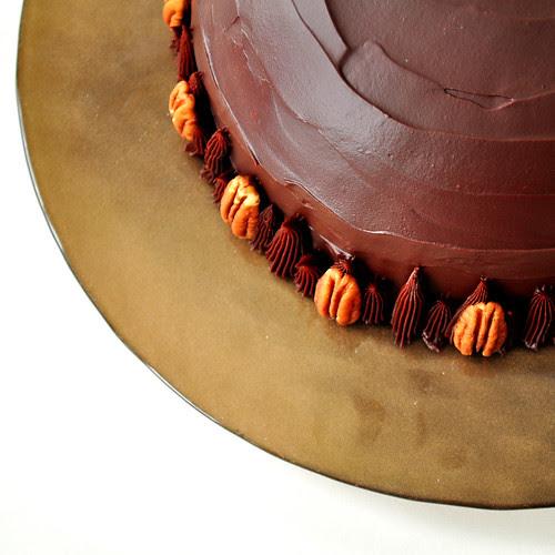 Chocolate Frozen Mousse Bomb 2