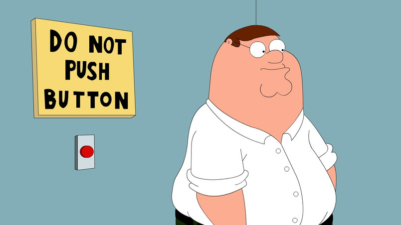 Family Guy Peter Griffin HD Wallpaper - WallpaperFX