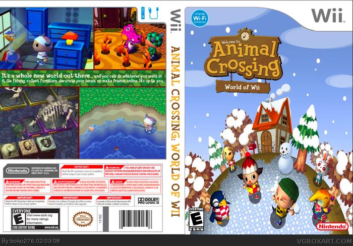 Animal Crossing Para Wii Unifeedclub