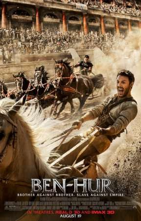 Ben Hur (2016) Full English Movie Download Free