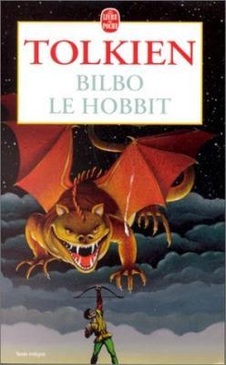 Couverture Bilbo le hobbit
