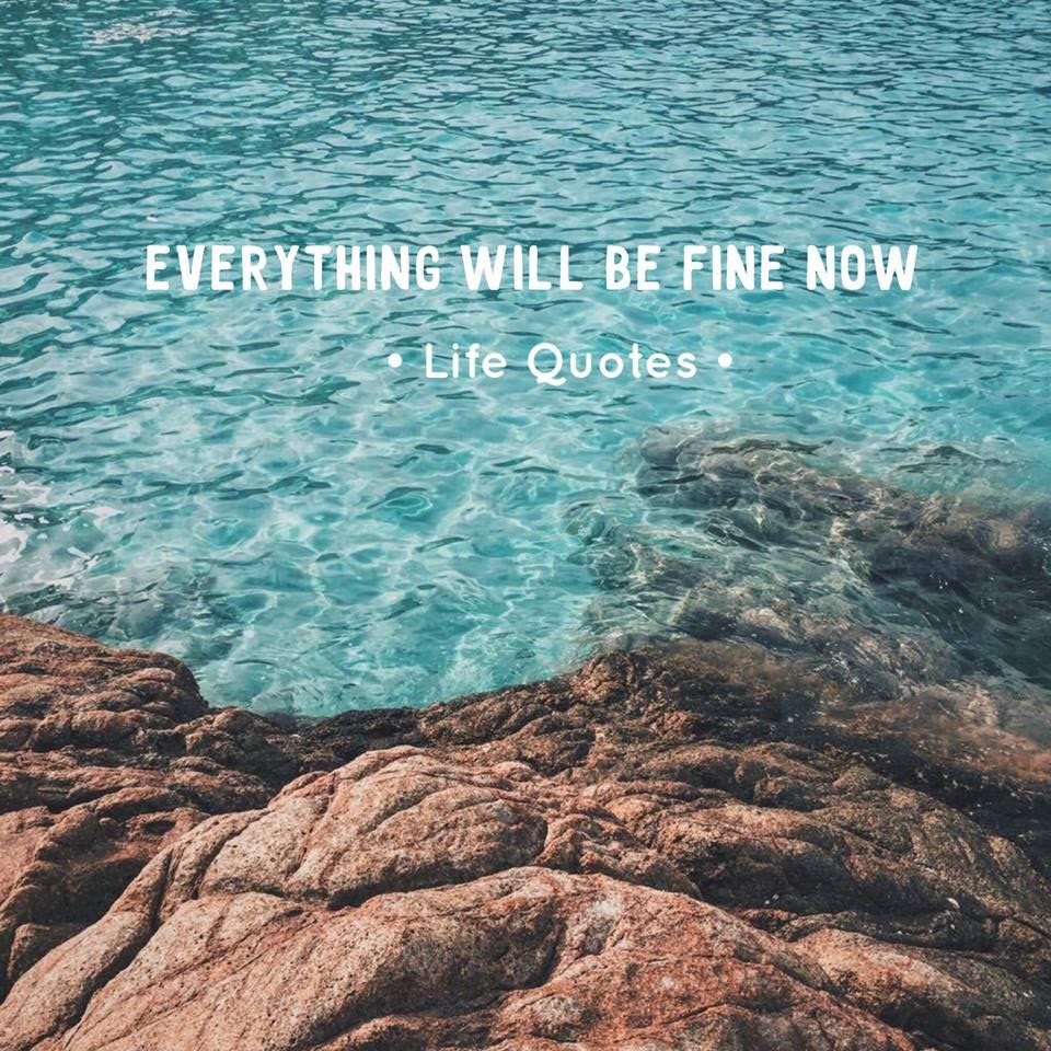 Everything Will Be Fine Now Pictures Photos And Images For