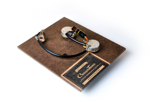 Wiring Harness For Gibson Les Paul Jr Absolute Vintage Collection Creamtone Vintage Design