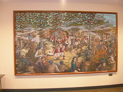 Battle of Kings Mountain Mural