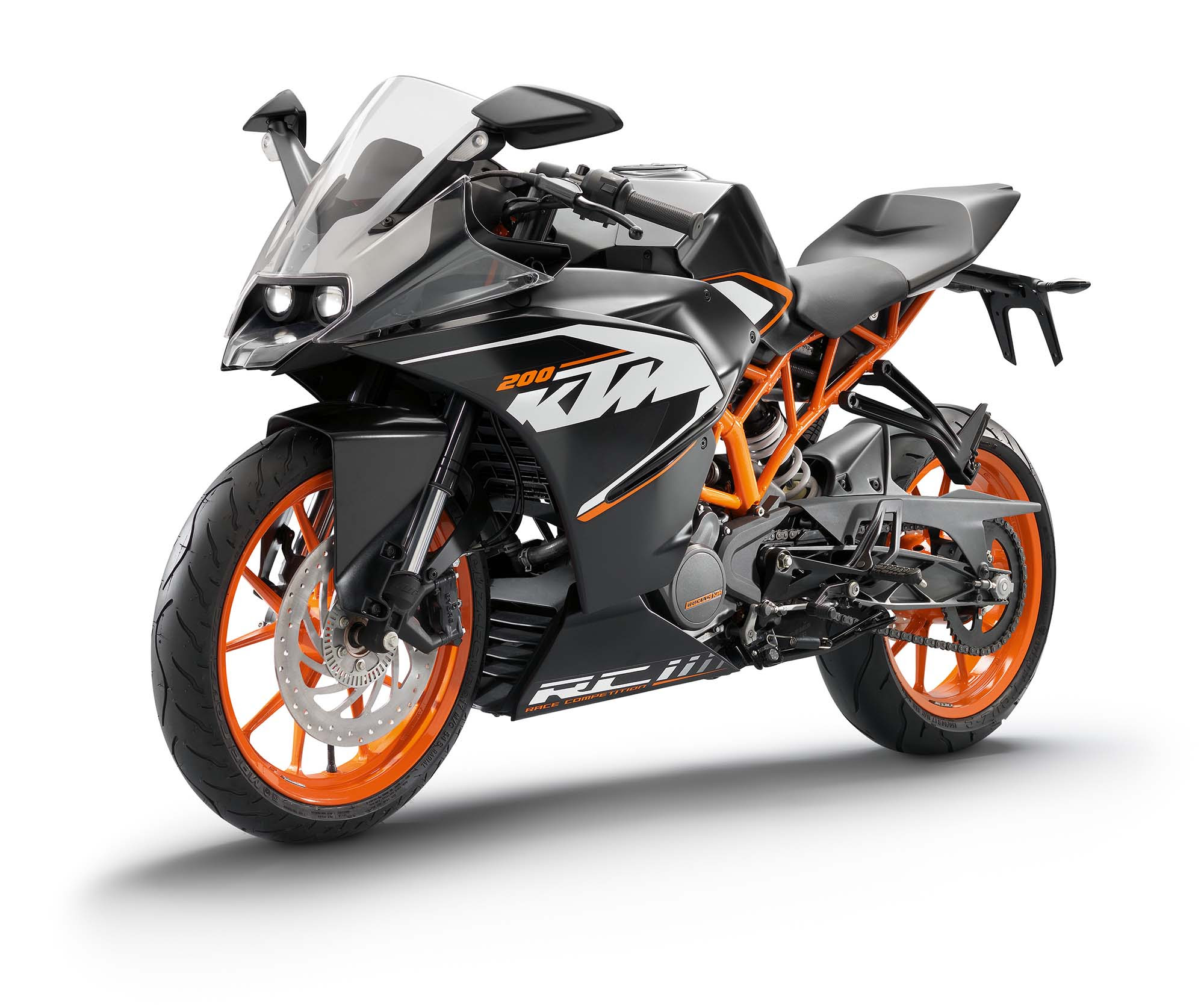 2014 KTM RC200 & KTM RC125 — The More the Merrier