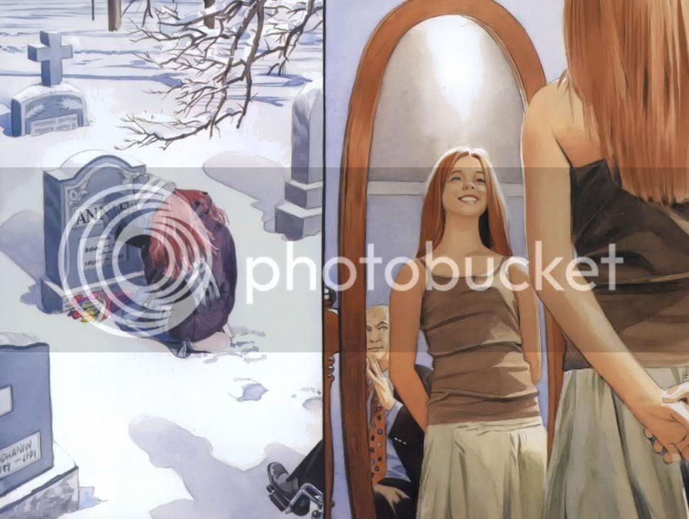 Jean Grey Origins