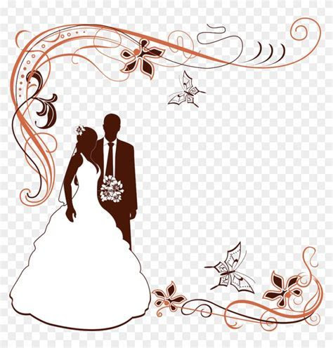 Wedding Invitation Clip Art   Wedding Invitation Wedding