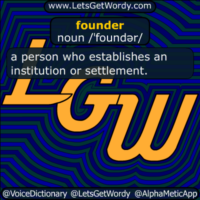 founder 08/12/2016 GFX Definition