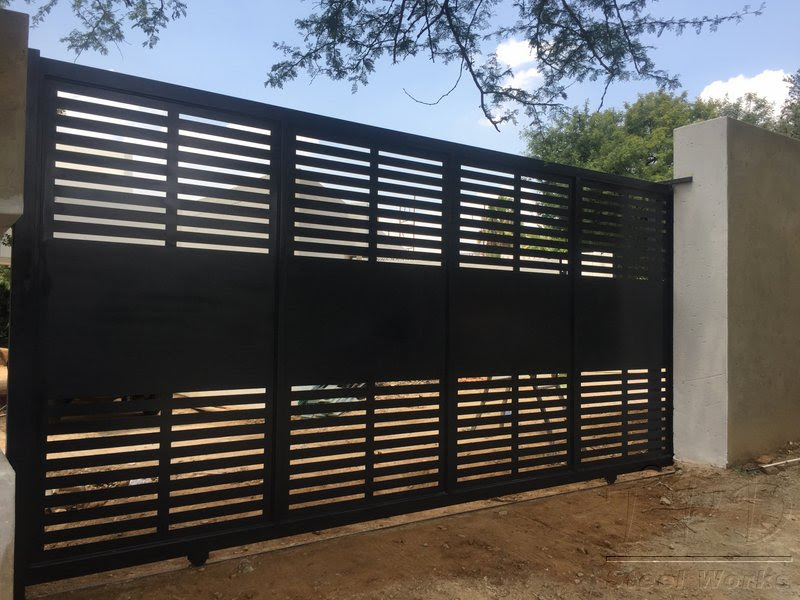 TPD Steel Works - Driveway Gates Images