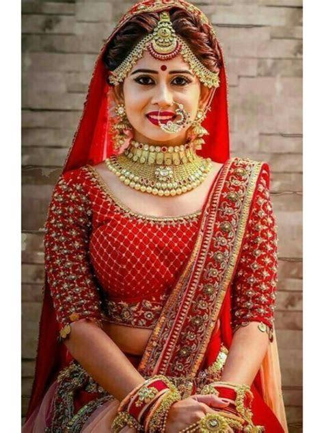 North Indian Bridal Dresses   Urban Gems