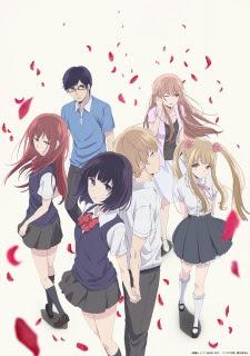 Resultado de imagen para KUZU NO HONKAI anime
