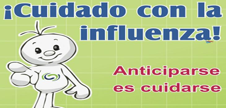 No todas las infecciones respiratorias agudas son influenza: SS