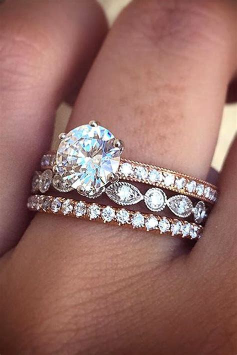 42 Utterly Gorgeous Engagement Ring Ideas   one day