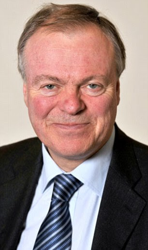 Clive Betts (pictured), chairman of the Local Government Select Committee, accused developers of  prioritising their companies' profits over the needs of the country