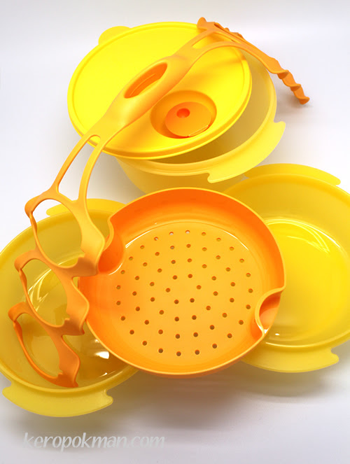 Tupperware Eco Tapau Set