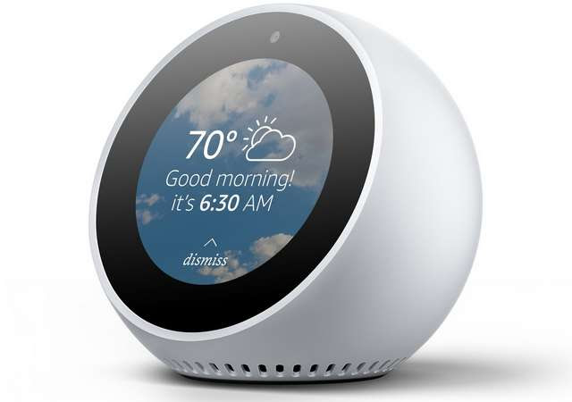 Amazon Launches Echo Spot, Echo Plus and Echo (2017) Smart Devices