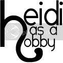 Heidi has a Hobby