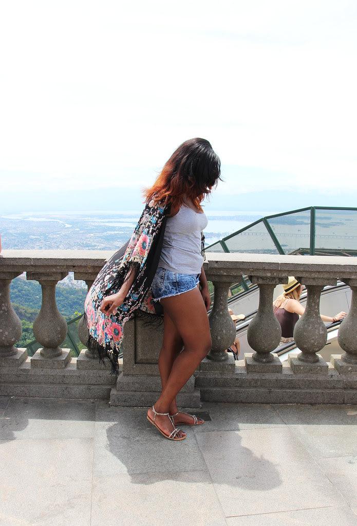 Kimino, Rio, brazil, fashion blogger, Robe Kimono