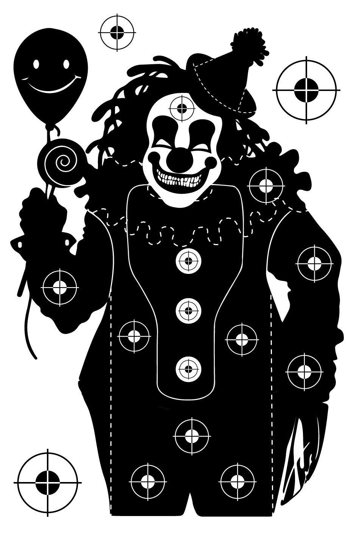 Printable Shooting Targets | BLOG - Funny Shooting Targets To ...