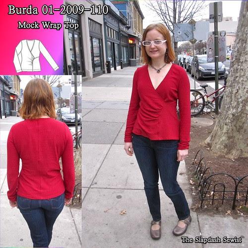 Burda 01-2009-110 Thumbnail