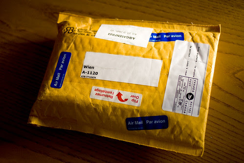 Package from Reg